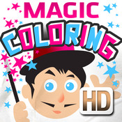 coloriage magique