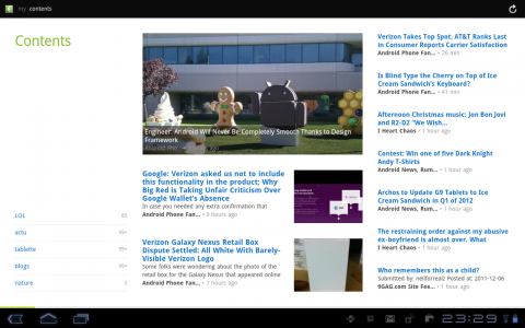 feedly whole