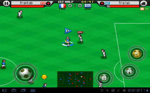 soccer superstars ingame