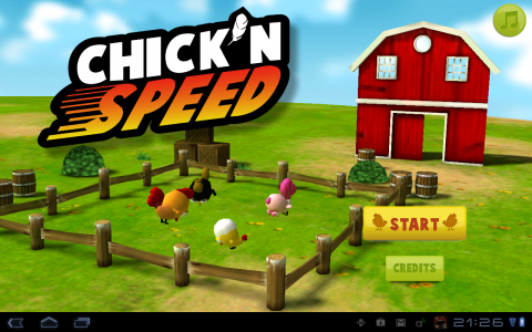 chick n speed accueil