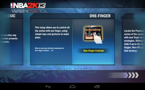 nbk2k13 one finger