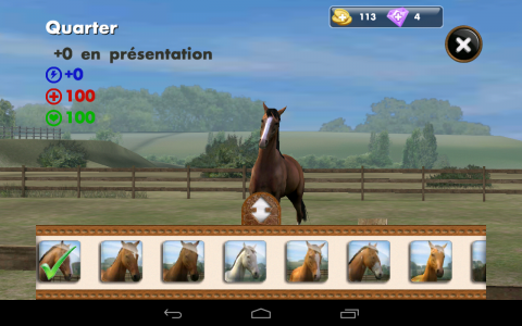My Horse marche