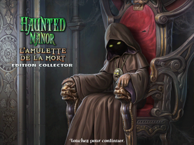 Haunted Manor L'Amulette de la Mort 1