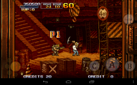 Metal Slug 2 mission 2