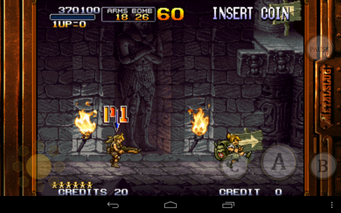 Metal Slug 2 recrue
