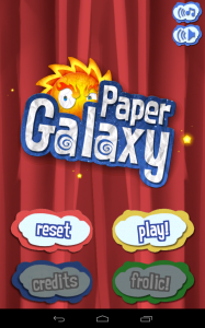 Paper Galaxy accueil