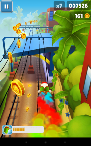 Subway Surfers jetpack