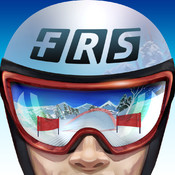 frs ski cross ipad